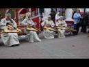 Ансамбль гуслярш на празднике 520 летия Арбата