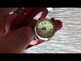 Стильные Женские Наручные часы JQ, один ряд заклепок