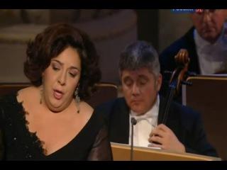 Bach Erbarme dich Марианна Пиццолато, Дрезденская Государственная капелла, дирижер Бертран де Бийи.