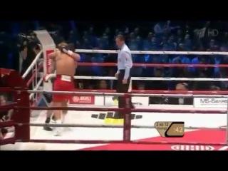 Брат Поветкина комментирует бой с Кличко