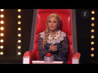 Анна Александрова и Наргиз Закирова Замок из дождя HD Голос на Первом