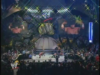 15 Man Royal Rumble (W/ John Cena) (WWE SmackDown 29/01/2004)