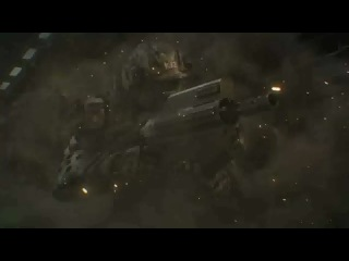 Звездный десант Вторжение (2012) Мудьтфильм
