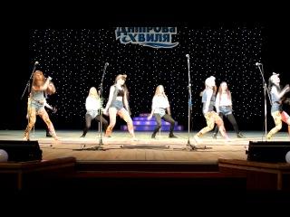 Дніпрова хвиля 2013 . Street Dance - Ragger Jem