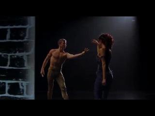 Самый офигенный момент)Финальный танец из фильма Авансцена 2