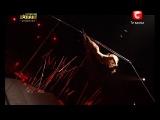 Украинское шоу талантов. Анастасия Соколова, танец на шесте (финал)