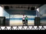Power Dance Camp / Lemme See-Usher - choreo Ahmed BAJA Ft. Nastya ПИРОЖОК