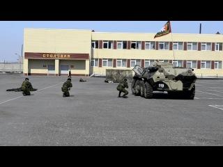 Показуха. Спутник. 69-я годовщина 61-й отдельной Киркенесской Краснознаменной бригады морской пехоты.