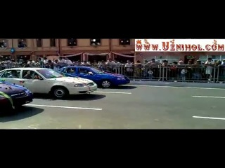 Атошоу Уз-Дэу в АндижанеUz-Daewoo auto show in AndijanAndijonda Uz-Daewoo shoui