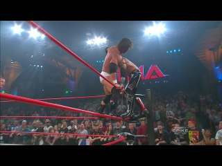 TNA - The Motor City Machine Guns (Alex Shelley & Chris Sabin) (c) vs. Beer Money Inc. (James Storm & Robert Roode) (TNA World Tag Team Title Best Of Five Series Best Two Out Of Three Falls Match #5) (09.08.2010)