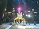 Концерт Майкла Джексона в Москве.