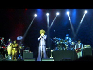 Macy Gray - Kissed It (live in Moscow 6.06.12)