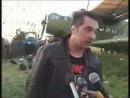 2005 - Горшок (Король и Шут) и тупой репортер - Калининград-Байкерский фестиваль