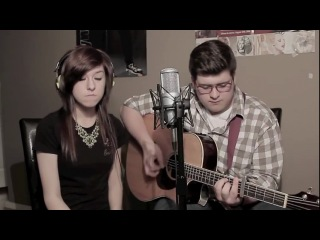 Noah Cover (Feat. Christina Grimmie) of Somebody That I Used To Know by Gotye (Feat. Kimbra)