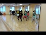 Мастер класс Влада Корсуненко DANCE IDEOLOGY project