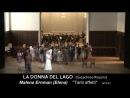 """LA DONNA DEL LAGO (Gioachino Rossini) Malena Ernman: """"Tanti affetti"""""""