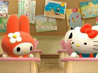 Приключения Hello Kitty и ее друзей. Разноцветный мир 7 - Дело о разбитой вазе