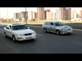 Toyota Avalon XLS 3.0 л vs Toyota Caldina GT-T 2.0 л Intercooler Turbo