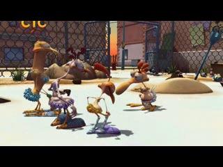 Куриный городок (1-39 серия из 39) Chicken Town [2011, Комедия, приключения, мультфильм, SATRip]