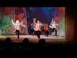 Отчетный хореографического отделения школы №6 танец Дом с приведениями (Хип-Хоп) 3-А