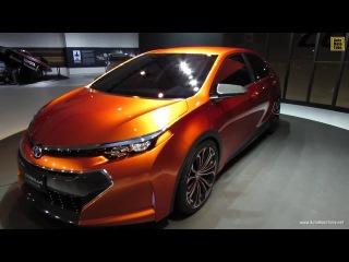All-New Toyota Corolla Altis 2014