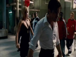 Враги - Танго. Держи ритм. Вот эту руку сюда! (клип из фильма