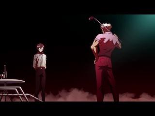 Blood Lad / Кровавый парень 9 серия [Shachiburi & Oriko]