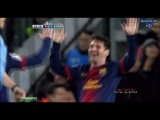 Ла Лига, 28 тур. Барселона - Райо Вальекано 3:1 (17313)