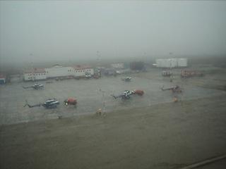 Аэропорт Бованенково п-ов Ямал