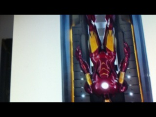 Железный человек 3 и его костюмы часть 1