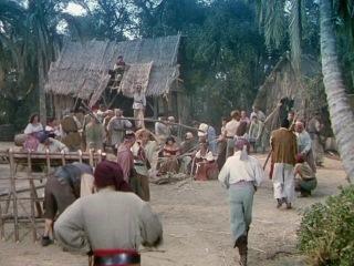 Пираты Семи морей. История о Барбароссе / Захватчики семи морей / Raiders of the Seven Seas (1953)