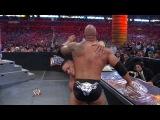 John Cena vs. Dwayne