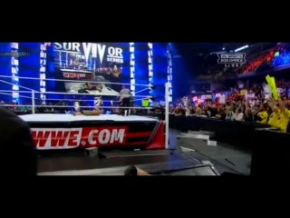 [Roman Reigns|Official Fan-Page] Survivor Series 2012 - The Shield Debut - CM Punk Vs Ryback Vs John Cena