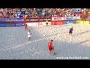 Futbik - Пляжный футбол. Россия - Испания 3-й тайм
