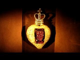Это сердце Сальвадор Дали подарил своей русской жене Gala.