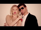 Robin Thicke Feat. T.I. & Pharrell Williams -  Blurred Lines