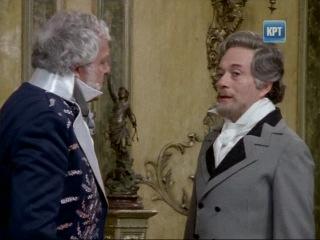 Безымянный замок / A névtelen vár (1982) 1 серия