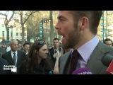 Интервью Криса с премьеры фильма «Стартрек: Возмездие» в Лондоне (2 мая, 2013)
