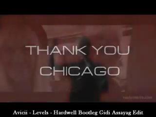 DJ Gidi Assayag Club Hits Set 2012 די ג'יי גידי אס 14
