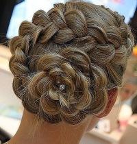 Прически.плетение волос