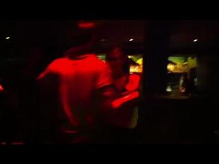Graet dance with Brazilian man