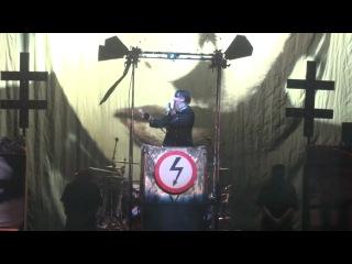Antichrist Superstar - Rock Vegas Festival, Лас Вегас, штат Невада, США [29.09.2012]