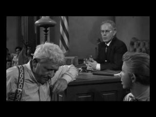 La herencia del viento - Stanley Kramer 1960 (8/10) 4 nominaciones al Oscar: Actor (Tracy), fotografía BN, montaje, guión adaptado