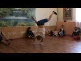 106 занятие Руслана ( 9 сентября 2012