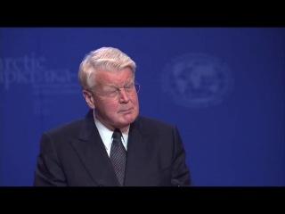 Пленарное заседание III Международного арктического форума «Арктика – территория диалога»  25 сентября 2013 года Салехард