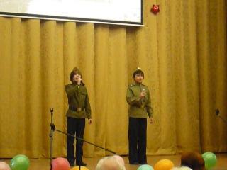 Лекса и Елизаров Никита с песней Бухенвальдский набат