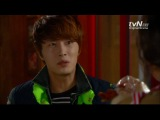 Красавчики из лапшичной  Рамён от красивых мальчиков  Flower Boy Ramyun Shop_10 серия_(Озвучка GREEN TEA)