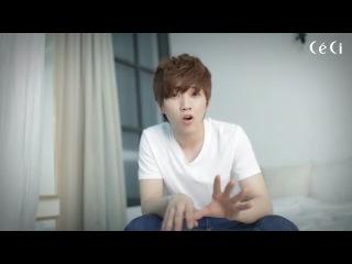 [BTS] [Official CeCi TV] B1A4 - Exclusive! Bedroom Concert.mp4