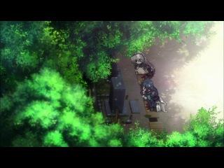 Горизонт посреди пустоты / Kyokai Senjo no Horizon 1 сезон 2 серия (Eladiel & JAM)