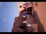 место в Сахаре, где снимался фильм